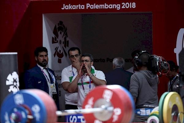 برخواه: عملکرد فنی بهداد در جاکارتا بی نظیر بود
