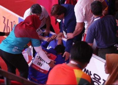 اقدام عجیب ملی پوش ایران بعد از ناکامی در بازیهای آسیایی