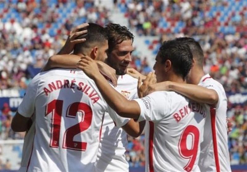فوتبال دنیا، شکست سنگین خانگی لوانته مقابل سویا