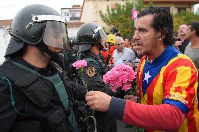 تعمیق شکاف ها در کاتالونیا در یک سالگی رفراندوم استقلال