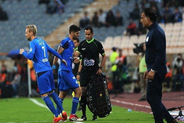 داوران مرحله یک چهارم نهایی جام حذفی تعیین شدند