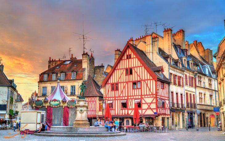 آشنایی با 10 شهر مهم فرانسه