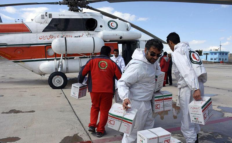 امدادرسانی به سیل زدگان سیستان و بلوچستان انتها یافت