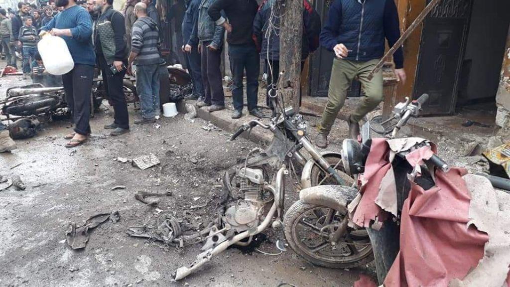 انفجار در بغلان 14 کشته و زخمی برجای گذاشت