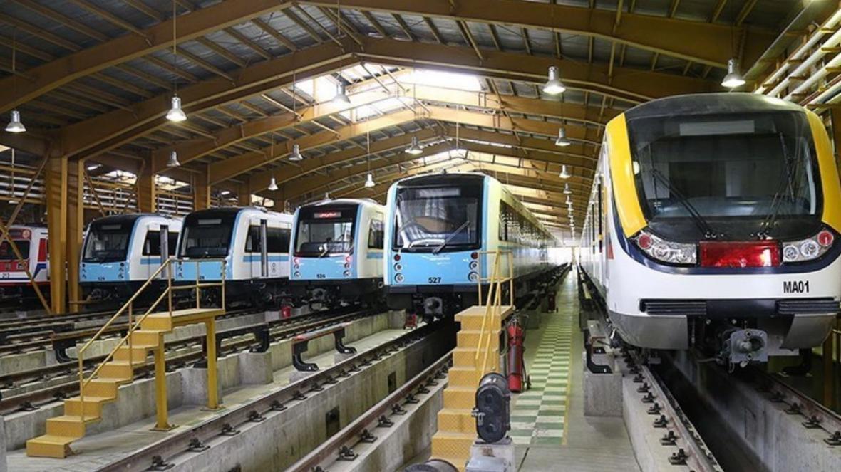 خط 10 مترو با مشارکت مال های منطقه 22 ساخته می گردد