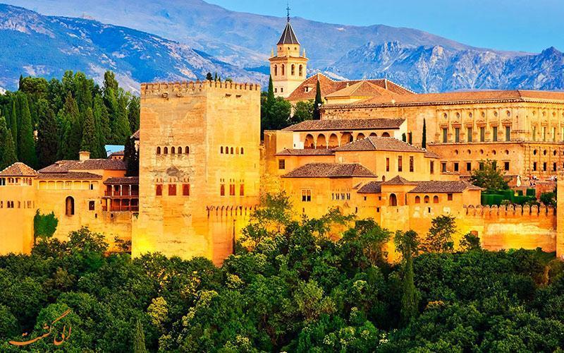 معرفی فرودگاه گرانادا در اسپانیا
