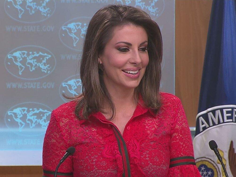 واکنش عجیب سخنگوی وزارت خارجه آمریکا به توئیت ظریف