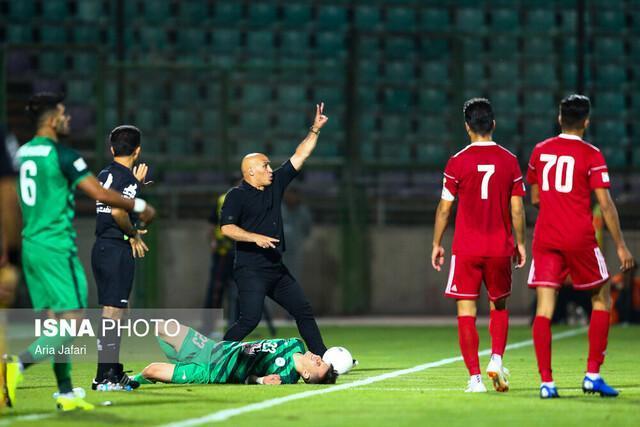 منصوریان: امروز به زیبایی فوتبال اضافه کردیم، خلعتبری جریان لیگ را عوض می کند