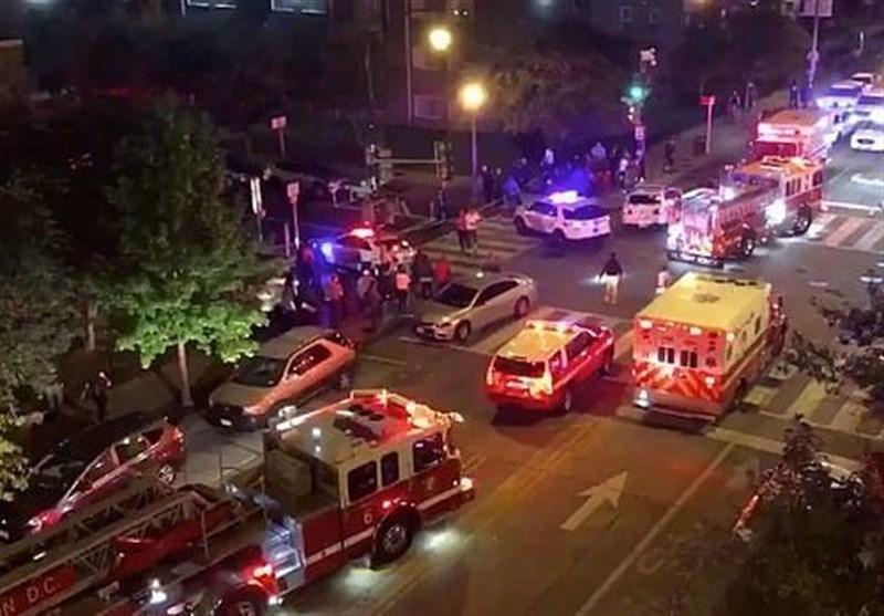 تیراندازی نزدیک کاخ سفید با یک کشته و 5 زخمی