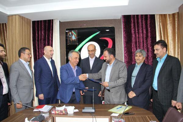 تفاهم نامه احداث کارخانه تولید MDF در قزوین امضا شد
