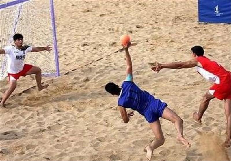 شکست تیم هندبال ساحلی ایران برابر تایلند