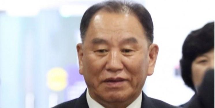 مقام ارشد کره شمالی با نامه ای از کیم وارد واشنگتن شد
