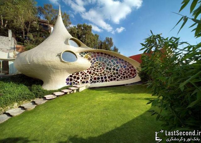 عجیب ترین ساختمان های جهان #3