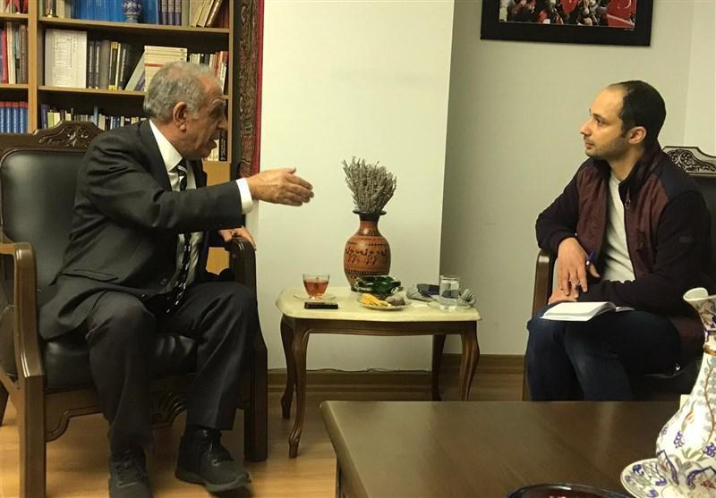 مصاحبه، معاون بین الملل حزب وطن ترکیه: آینده توازن منطقه در گرو همکاری تهران و آنکاراست