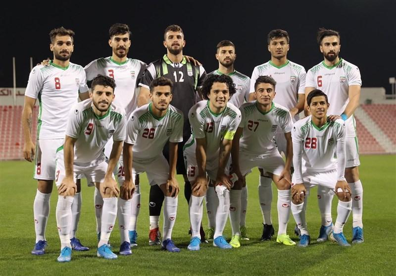 اعلام شماره پیراهن بازیکنان تیم فوتبال امید در مسابقات قهرمانی آسیا