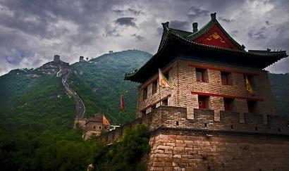 دیوار چین بزرگترین سازه مهندسی دنیا