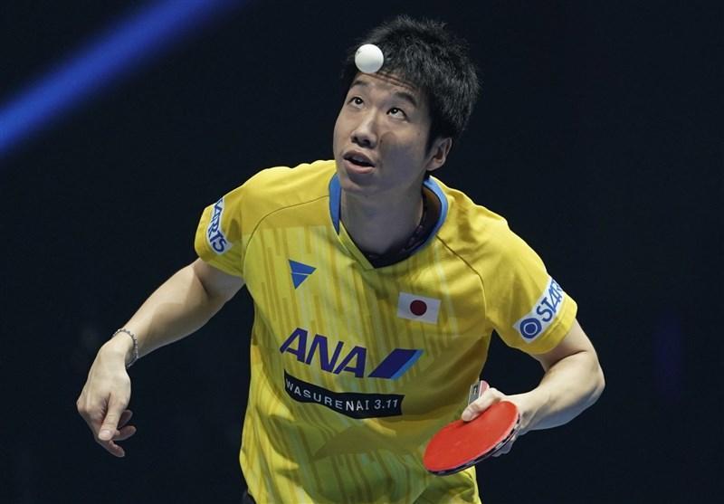 حضور میزوتانی و بازیکن 16 ساله در تیم تنیس روی میز المپیک ژاپن