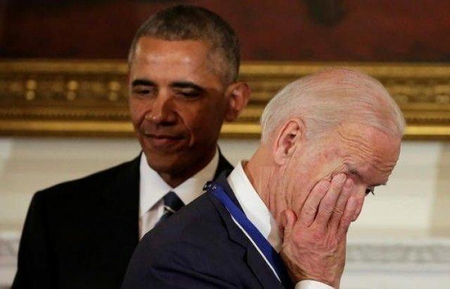 بایدن پست اوباما را هم مشخص کرد