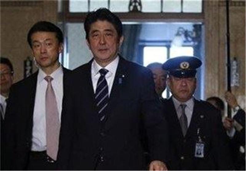 آمادگی ژاپن برای حل مسالمت آمیز مناقشه ارضی با چین