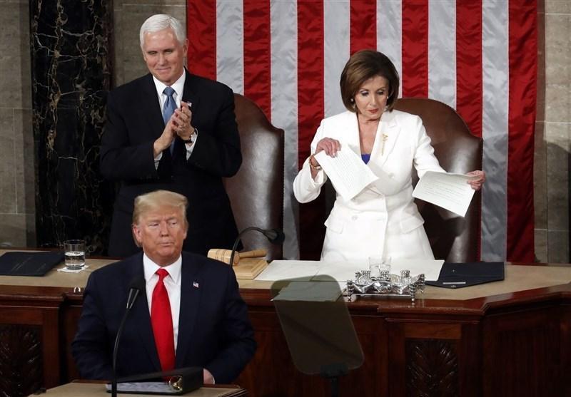 یادداشت، نطق سالانه ترامپ؛ نمایش واقعی بی اخلاقی آمریکایی
