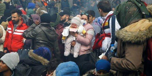 اردوغان رسما تهدید خود را عملی کرد، باز شدن مرزها و هجوم پناهجویان به سمت یونان