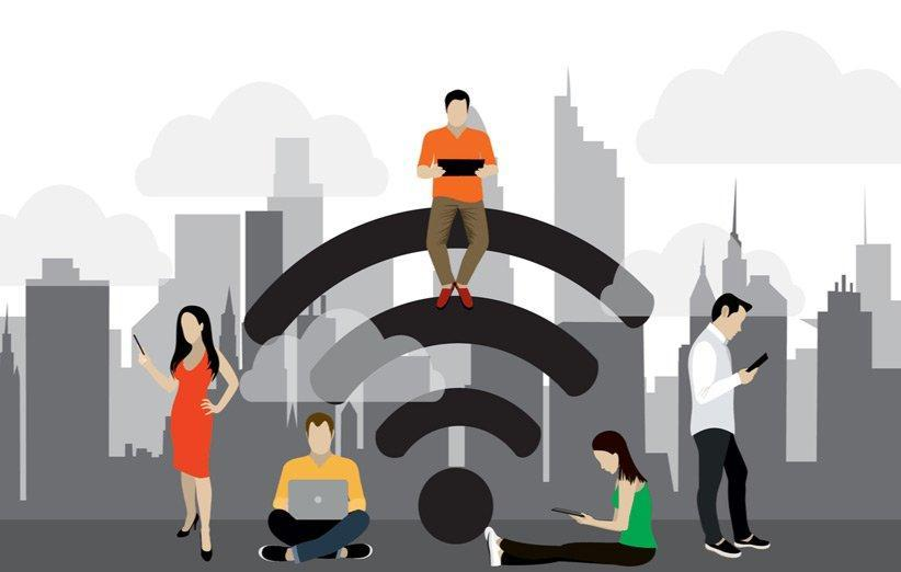آیا شبکه های وای فای عمومی همچنان ناامن هستند؟