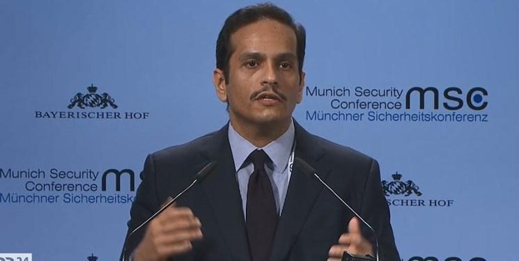 وزیرخارجه قطر: کشورهای محاصره کننده قطر به خود بیایند