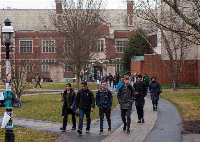افزایش اقدامات علیه شیوع کرونا ویروس در دانشگاه های آمریکا