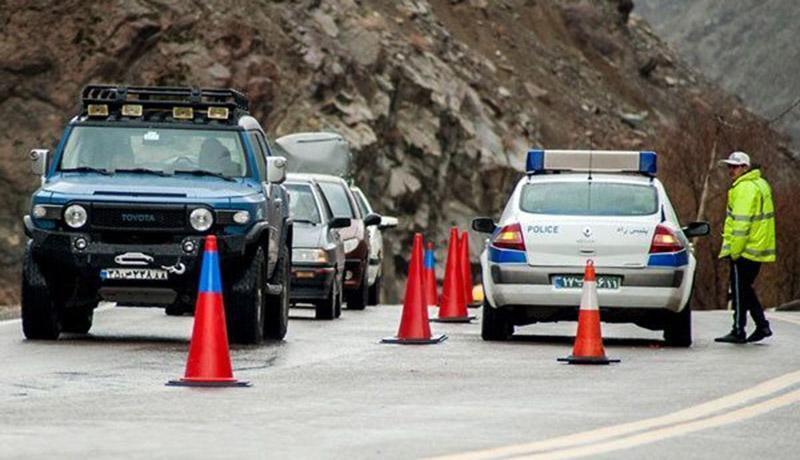 جاده هایی که بر اثر سیل و کرونا مسدود شد