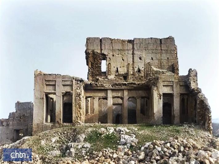 مرمت اضطراری قلعه تاریخی دیشموک 500میلیون ریال اعتبار احتیاج دارد