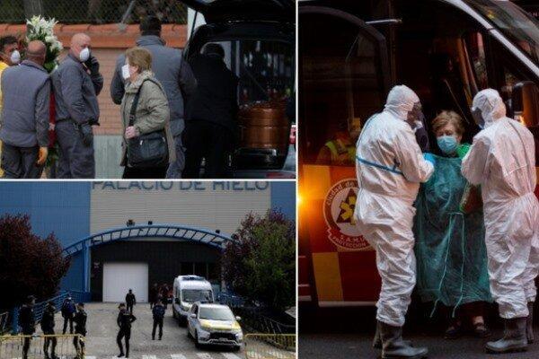 ثبت 408 مورد جدید در دانمارک، فوت 750 نفر در اسپانیا طی یک روز