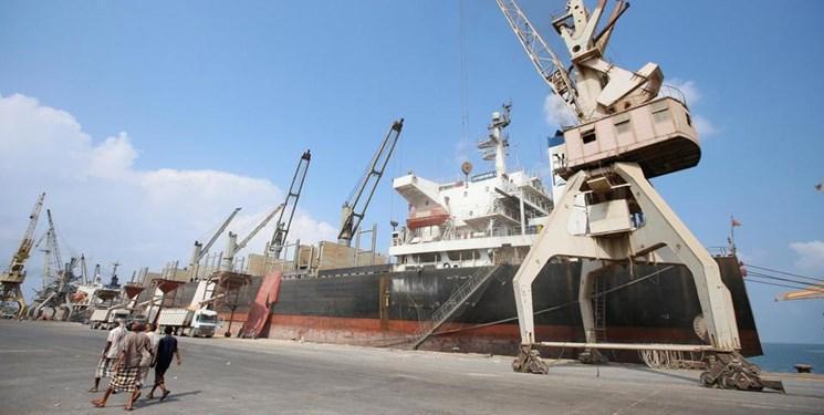 19 کشتی حامل آرد و مشتقات نفتی یمن همچنان در توقیف عربستان است