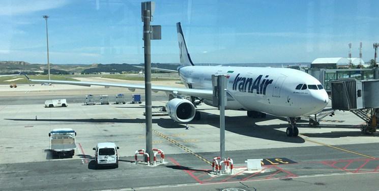 دومین گروه از هموطنان ایرانی مقیم اسپانیا به کشور بازگشتند