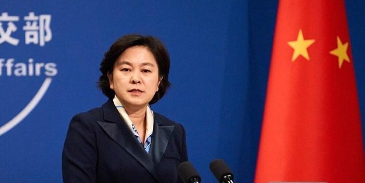 انتقاد چین از دخالت آمریکا در امور داخلی هنگ کنگ