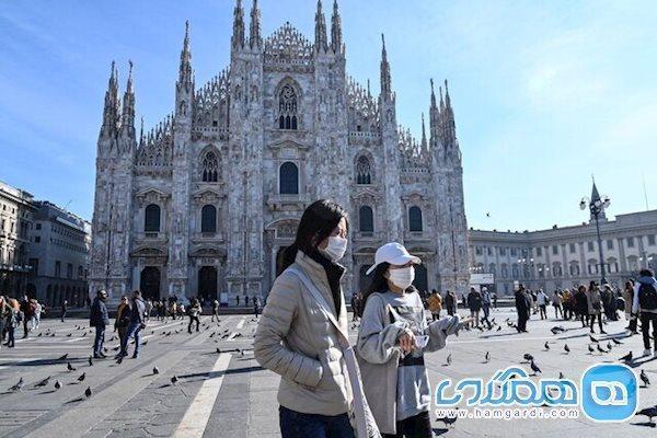 آینده نامشخص گردشگری ایتالیا بدون آمریکایی ها