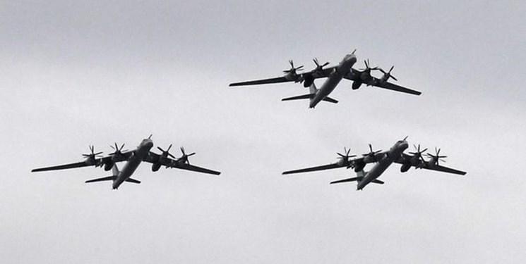 آمریکا 4 بمب افکن اتمی روسیه را نزدیک آلاسکا رهگیری کرد