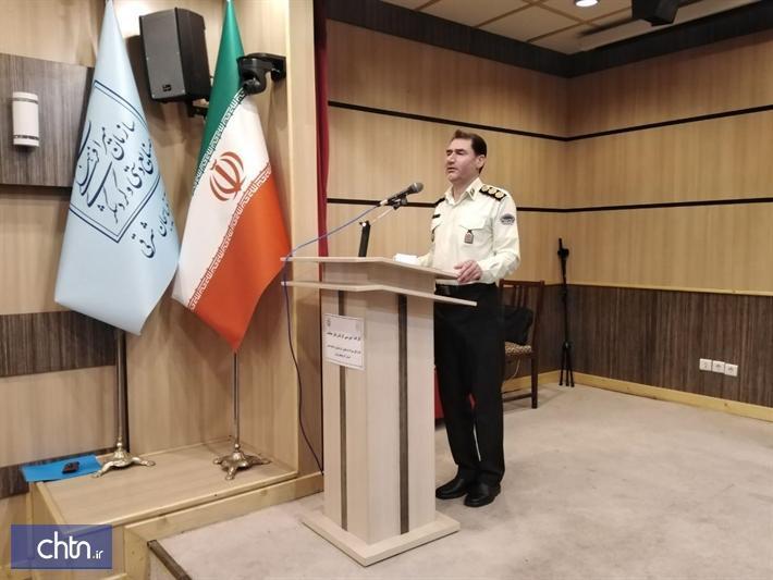 دوره آموزشی مبانی حراست فیزیکی اشیا و محوطه های تاریخی در تبریز برگزار گردید