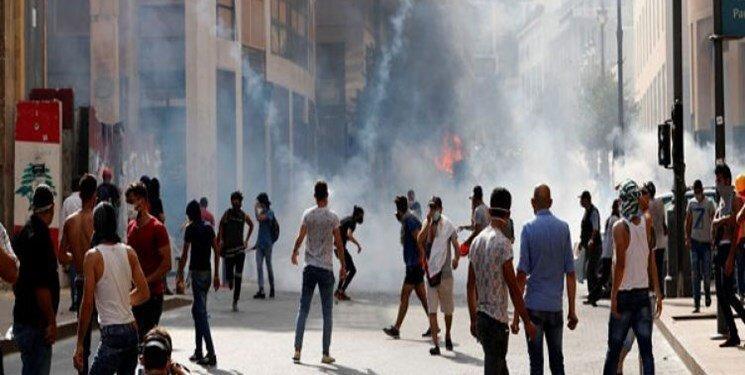 حمله آشوبگران به وزارت خانه ها و ادارات دولتی ، ارتش لبنان هشدار داد