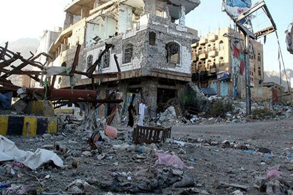 جنگنده های سعودی استان الجوف یمن را به شدت بمباران کردند