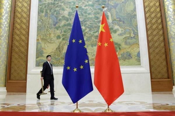 اتحادیه اروپا چین را تحریم کرد