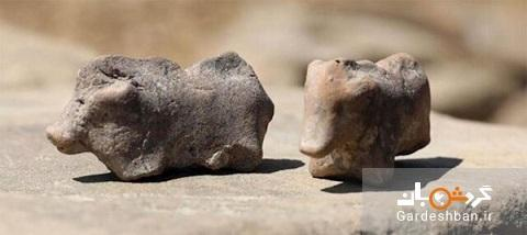 کشف مجسمه های چند هزار ساله در لهستان
