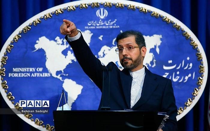 ابلاغ اعتراض رسمی ایران به آذربایجان و ارمنستان
