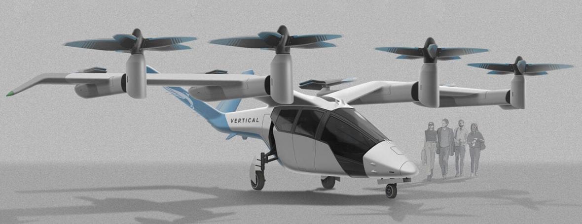 ورود خودرو پرنده به ناوگان هوایی آمریکا
