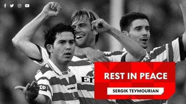 تسلیت باشگاه ماینتس به خاطر درگذشت تیموریان