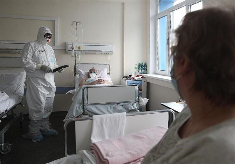 بیشترین موارد ابتلای روزانه به کرونا در روسیه از اوایل مرداد
