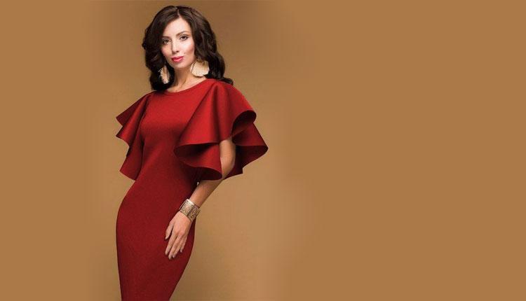 40 مدل لباس مجلسی زنانه