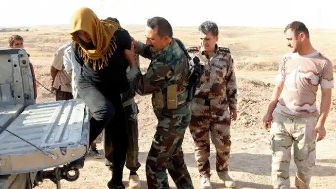 خبرنگاران دستگیری سرکرده اصلی داعش در عراق
