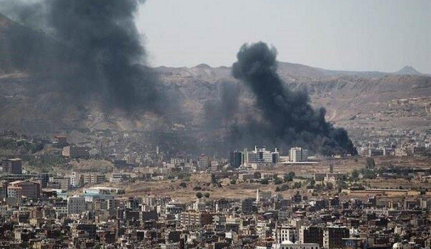 بمباران شدید صنعا، تشدید اختلاف متحدان ریاض و امارات در شرق یمن، اعزام نیرو های اطلاعاتی امارات به سقطری