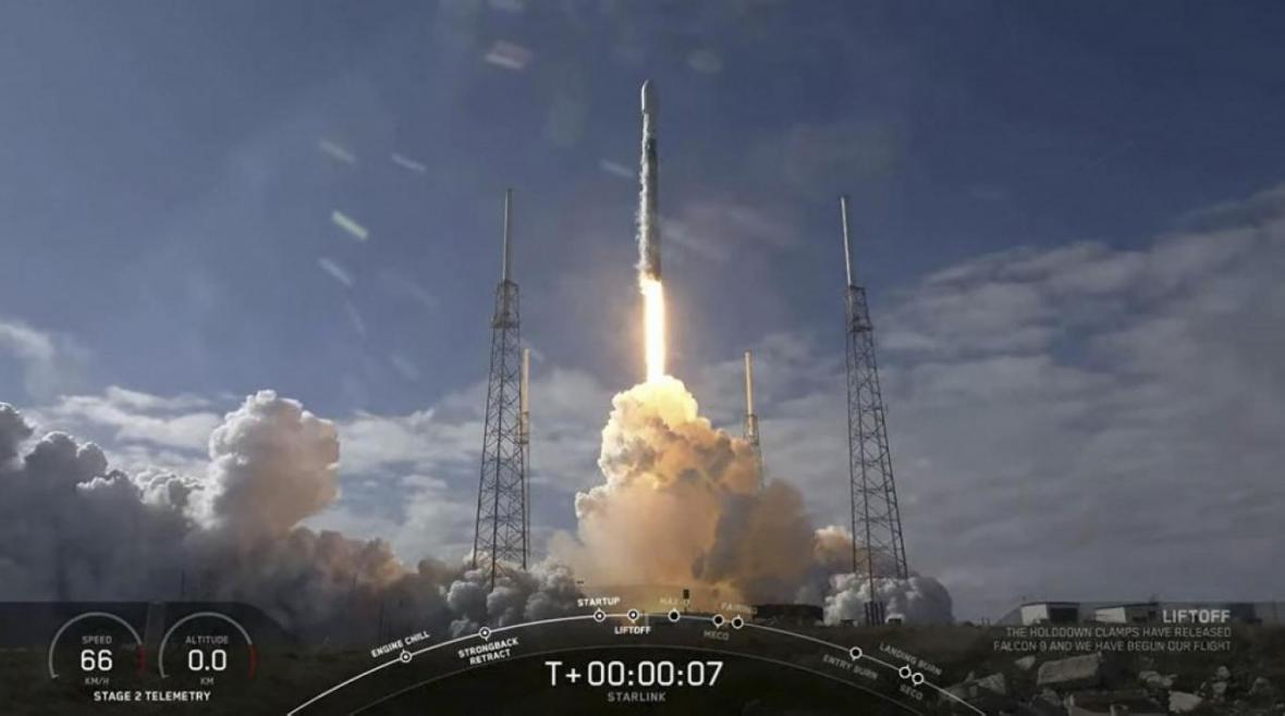 اسپیس اکس؛ بالاخره راهی فضا شد