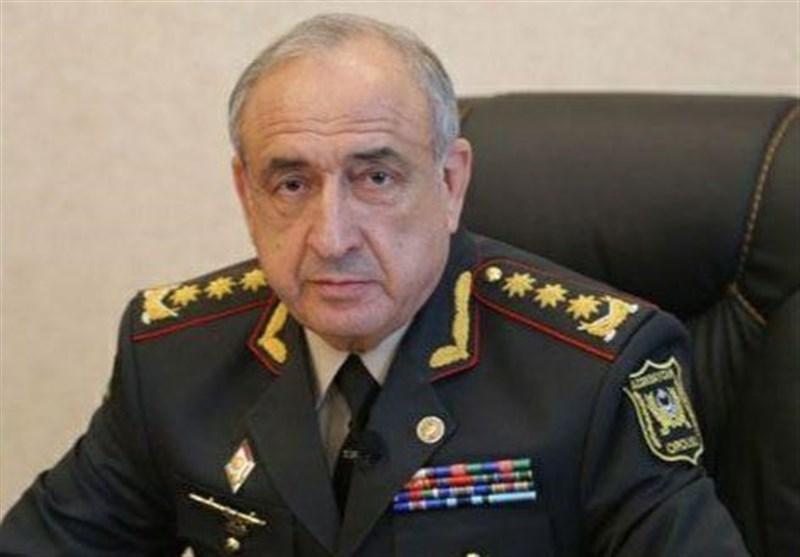 قدردانی دستیار رئیس جمهوری آذربایجان در امور نظامی از اقدامات و مواضع ایران